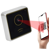 Buy cheap RD006 Access Control System Wiegand QR Code Scanner For Inteliigent Door Lock from wholesalers