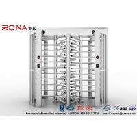 Buy cheap Full Height Turnstile Access Control Turnstile Dual Passage With CE Approved from wholesalers
