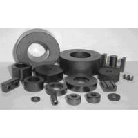 Buy cheap ring ferrite magnets / barium ferrite magnet from wholesalers