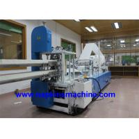 Buy cheap 2 Deck Recycle Napkin Paper Making Machine CE / Facial Tissue Machine from wholesalers