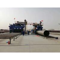 Buy cheap High Speed Roller Conveyor Shot Blasting Machine Compact Structure Corrosion Resistance from wholesalers