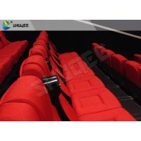 Buy cheap 3D Cinema System 3D Stereo Movie Real Leather Motion Chair product