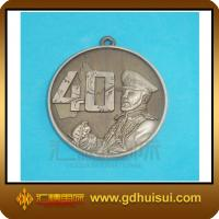 Buy cheap csutom design zinc alloy wholesale medals from wholesalers