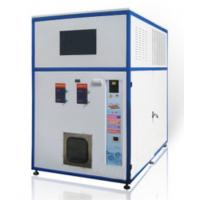 Buy cheap Outdoor Ice Cube Vending Machine For Bulk Ice / Bag Ice Making Food Grade from wholesalers