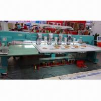 Buy cheap Sequins chenile embroidery machine, used for garment making, sarees and artwear from wholesalers