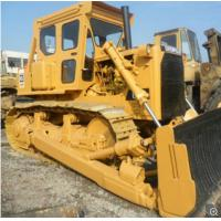 Buy cheap Repaint Used Bulldozer For Sale,Good Condition D7G Bulldozer from wholesalers