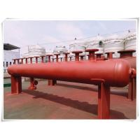 Buy cheap Large Steel Water Storage Tanks , Stainless Steel Rainwater / Cold Water Storage Tanks product