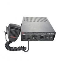 Buy cheap PHASER Tone Warning Police Siren Amplifier , Emergency PA System Amplifier from wholesalers