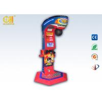Buy cheap Ultimate Big Punching Bag Arcade Game Equipment , Arcade Punching Machine  from wholesalers