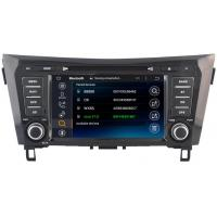 Buy cheap Bluetooth Nissan X Trail DVD Player 2014 2015 2016 2017 , In Dash Car Multimedia System from wholesalers