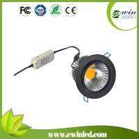 Buy cheap 15W Epistar COB Dimmable LED Downlight ,LED Ceiling Light (EW-DL-15W-COB) from wholesalers