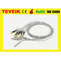 Buy cheap Gold Plated Copper EEG Cup electrode, Din 1.5 socket , Ear-Clip Electrode from wholesalers