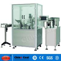 Buy cheap Automatic Perfume Filling Capping Machine, automatic liquid filling machine , perfume filling machine from wholesalers