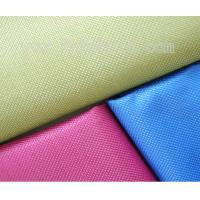 Buy cheap 210D Polyester Fabric Waterproof Polyester Oxford Fabric OOF-027 product