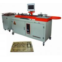 Buy cheap Multi - Function Cnc Auto Bender Machine Deforming Machining Automatic Bending Machine from wholesalers