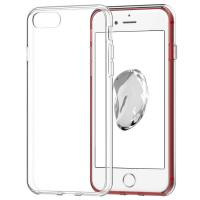 Buy cheap for iPhone 7 Plus Clear Case, TPU Transparent Case Thin for iPhone7plus Plus Crystal Clear Case from wholesalers