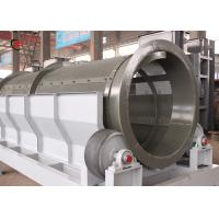 Buy cheap 30TPH  Trommel Screen Machine Drum Screen Rotating For Rubber Tire Recycling from wholesalers
