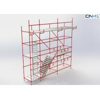 Buy cheap Professional Cuplock Scaffolding System , Modular Scaffold System VS-CL from wholesalers