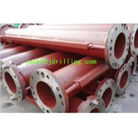 Buy cheap large diameter RC drill pipe Ф273 mm for reverse circulation air lift drilling product