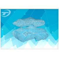 Buy cheap Non woven blue pp disposable surgical shoe cover for Medical use from wholesalers