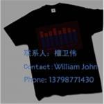 Buy cheap EL T-Qualizer Shirts,EL T-Equalizer panel t-shirts,EL panel T-shirts from wholesalers