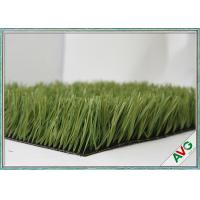 Buy cheap Monofilament Fibers Soccer Artificial Grass 20 Stitches / 10 cm Fake Grass Mats from wholesalers