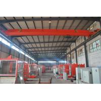 Buy cheap 10t single girder overhead crane from wholesalers