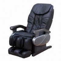 Buy cheap Massage Chair, Made of PU and PVC Leather, with Fashionable and Original LED Control Display Panel from wholesalers