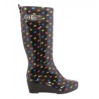 Buy cheap Women fashion rain boots,wedge rain boots from wholesalers