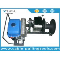 Buy cheap 1 Ton Portable Gasoline Cable Winch Puller With Yamaha Engine from wholesalers