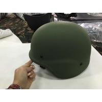 Buy cheap Anti Terrorism EOD Equipment Bullet Proof Helmet Four Point Type Suspension from wholesalers