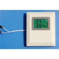 Buy cheap Humidity sensor, humidity temperature transmitter for wall mounting from wholesalers
