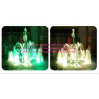 Buy cheap Portable Garden Decoration Dancing Water Fountain Stainless Steel Piping from wholesalers