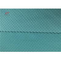 Buy cheap Blue Elastic Sports Mesh Fabric 95% Polyester 5% Spandex For Sportswear from wholesalers