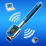 Buy cheap Pen type Cast steel digital durometer wholesale price HARTIP1900 from wholesalers
