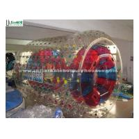 Buy cheap Polyether TPU Or PVC Inflatable Zorb Balls Roller / Inflatable Balls You Can Get Inside from wholesalers