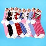 Buy cheap lovely cotton socks for girl from wholesalers
