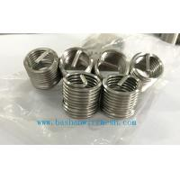 Buy cheap Bashan Stainless Steel Wire Thread inserts Screw M2-M36 Thread coils from wholesalers