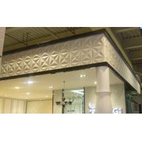 Buy cheap PVC 3D Background Wall Exterior / Interior Wall Paneling Tiles product