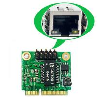 Buy cheap Gigabit Ethernet Pci Express Network Card IPC Parts For Network Routing from wholesalers