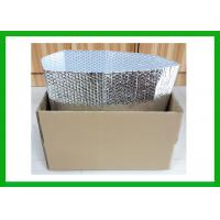 Buy cheap Single Bubble Insulated Shipping Box Liners For Food Packaging Cold Chain Mailing from wholesalers