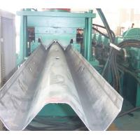 Buy cheap Expressway Crash Barrier Roll Forming Machine & Highway Guard Rail Equipment Production Line Manufacturer China from wholesalers