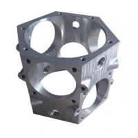 Buy cheap Electro Less Nickel-plated CNC Machined Part, Made of Stainless Steel, Precision Dimension from wholesalers