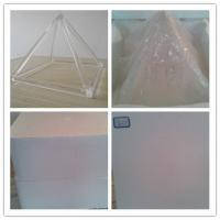 Buy cheap Quartz crystal singing pyramid for harmonic healing and balance with smooth tone product