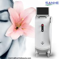 Buy cheap Germany import 808nm diode laser hair removal, permanent hair removal machine from wholesalers