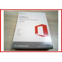 Buy cheap Microsoft Office 2016 Home And Student Windows Product Key from wholesalers