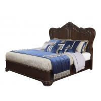 Buy cheap King size Wooden Beds with Bespoke Armoire in Villa and Hotel furniture FF&E from wholesalers