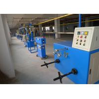 Double Head Co Extrusion Sheath Cable Production Line 500 M/ Min Max Speed