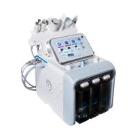 Buy cheap skin cleaning  Hydra facial face rejuvenation machine Hydra Dermabrasion in spa from wholesalers