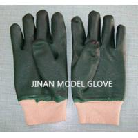 Buy cheap pvc coated chemical resistance glove from wholesalers